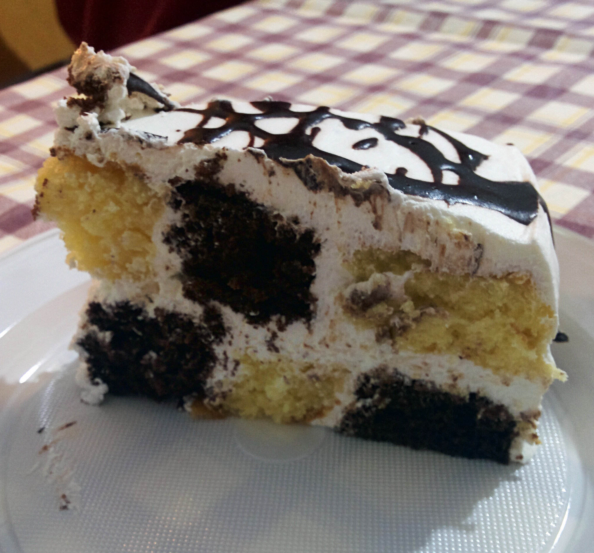 "Surprise your loved ones with ""Chess Cake"" - interesting and delicious!"