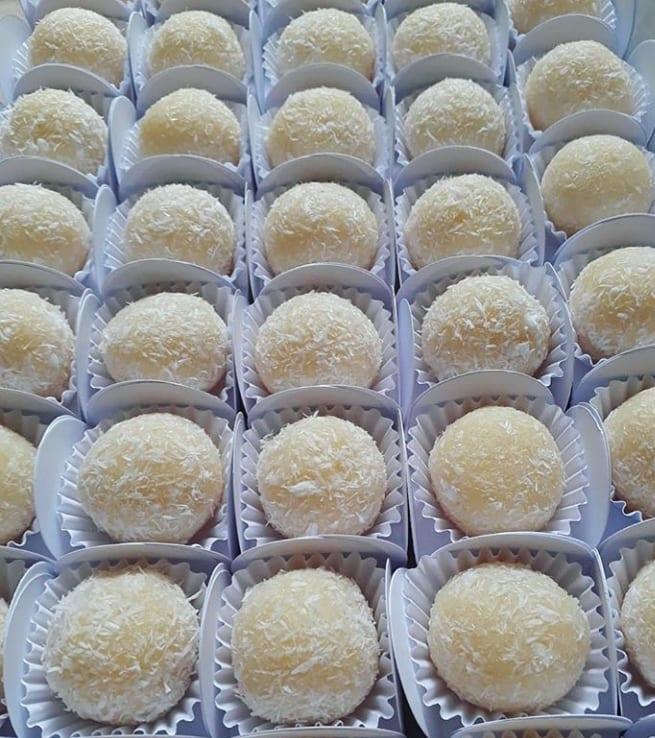 """Бразилски бонбони """"Бейжиньо"""""""
